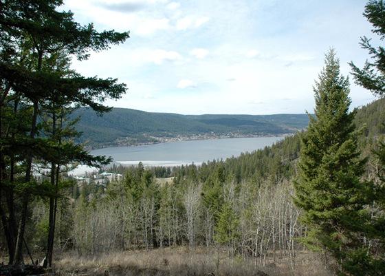 Prime Lake View Acreage - 5 Minutes South of Williams Lake