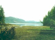 Oceanfront Acreage, Charcoal Bay - Rivers Inlet, BC