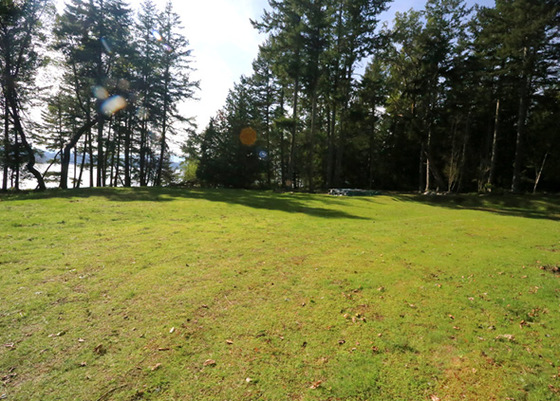 Sidney Island Oceanfront - Strata Lot 110 - Southern Gulf Islands, BC