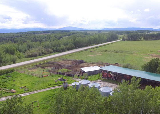 1,236 Acre Cattle Ranch/Sportsman's Paradise - Farrell Creek, BC