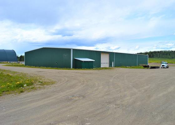 Hay Compression Export Business - Vanderhoof, BC