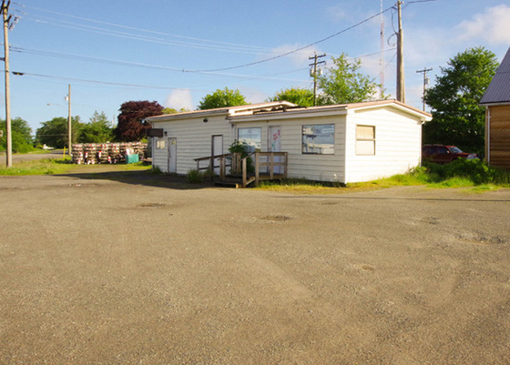 Commercial Office Building and Land - Masset, Haida Gwaii