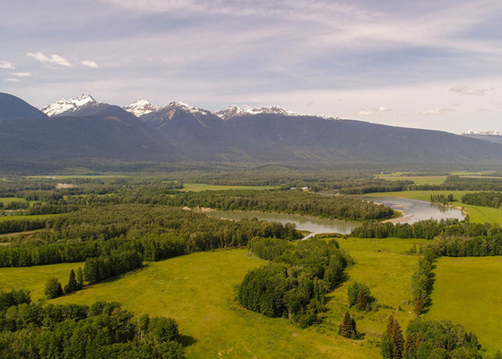 Fertile Robson Valley Acreage on Crescent Lake Road