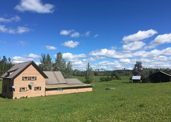 Historic 143 Acre Ranch - South Cariboo