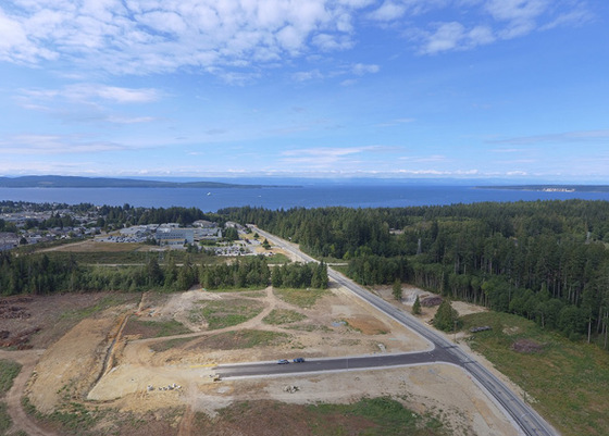 Potential for 100+ Unit Residential Development Property - Powell River, BC