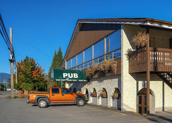 Bavarian Inn and Back-Eddy Pub - Terrace, BC