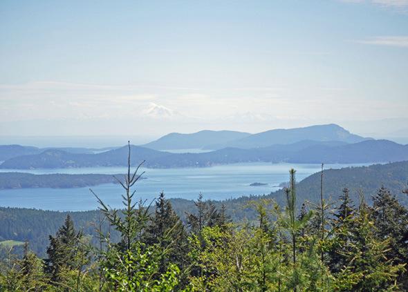 345.2 Acre Ocean View Property - Salt Spring Island, BC