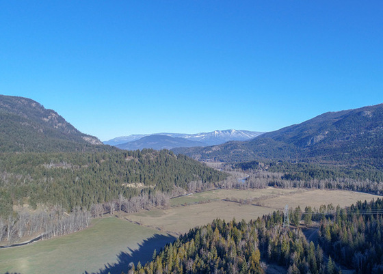 Certified Organic Acreage and Homestead - Lumby, BC/Mabel Lake
