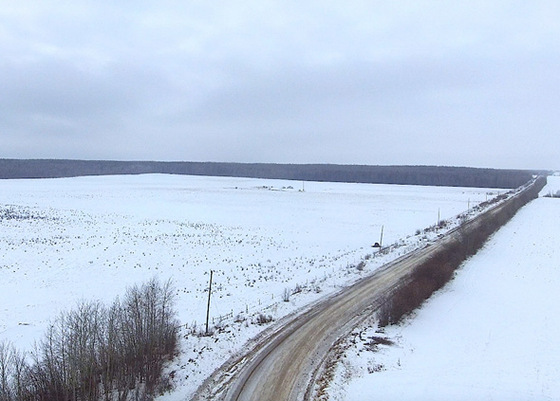 Prime 2,532 Acre Peace River Farmland -  Blueberry River Farm - Buick, BC