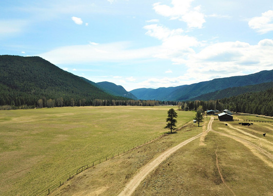 West Kettle River Ranch - Beaverdell, BC