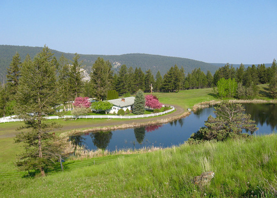 Picturesque Horse Property - Pablo Creek - Williams Lake, BC