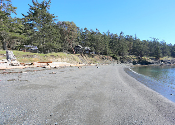Sidney Island Acreage - Strata Lot 72 - Southern Gulf Islands, BC