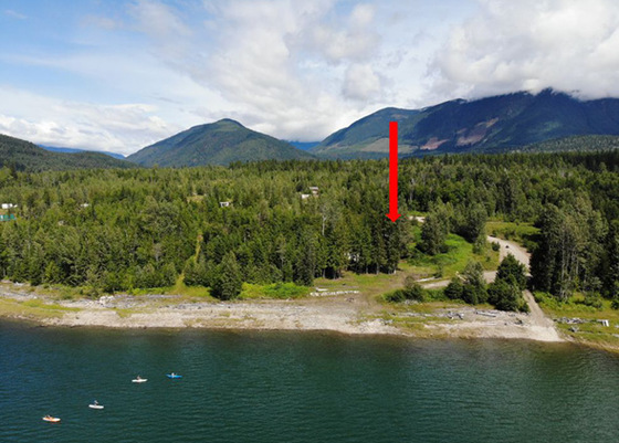Outdoor Paradise! Large Serviced Building Lot - Galena Shores, BC