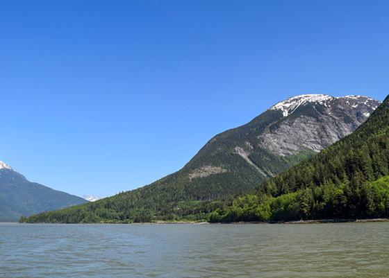 Large Oceanfront Acreage - Bella Coola, BC