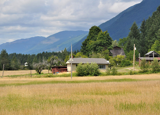 88 Acre Farm Property - Port Alberni, BC