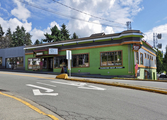 Prime Commercial Retail Space - Powell River, BC