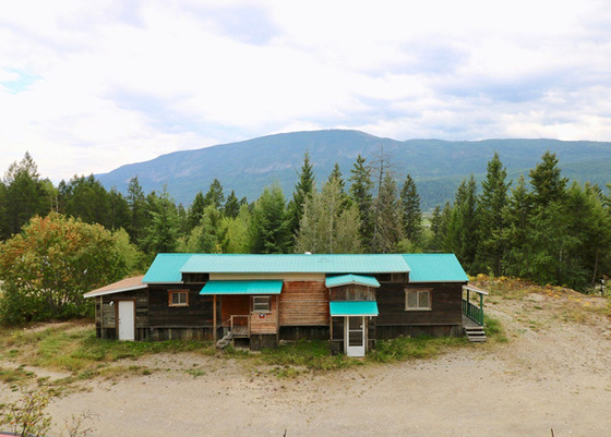 Affordable Home and Acreage backing onto Crown Land - Spillimacheen, BC