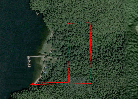 15 Acre Timbered Property - Rivers Inlet, BC