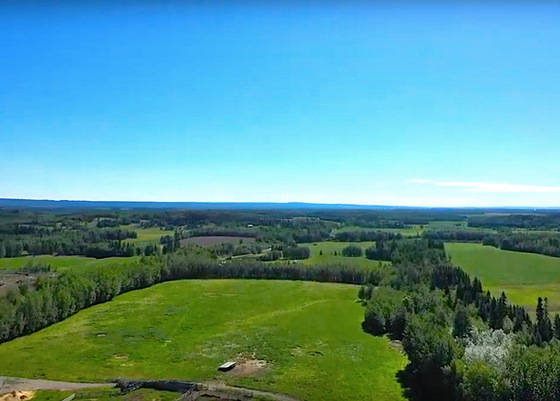 776-Acre Ranch with Home, Shop, Calving Barn and 40 Head of Cattle - Vanderhoof, BC