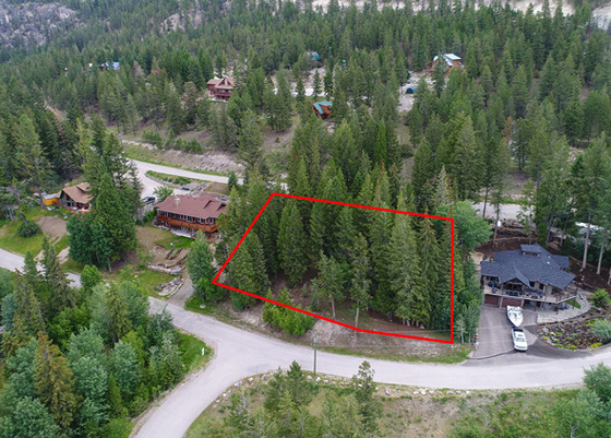 Lake View Building Lot - Eagle's Nest Estates - Canal Flats