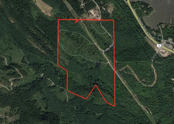 204 Acre Small Farm Development Site - Ladysmith, BC