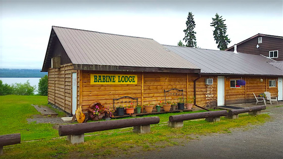 Turnkey Babine Lodge - Revenue Generating Lakefront Property - Babine Lake