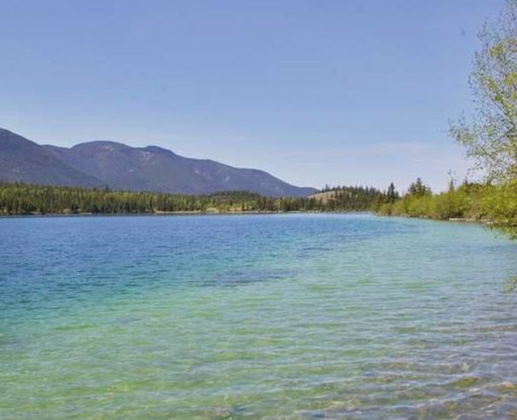 Picturesque Lakefront - Lot 77 - Big Bar Lake, BC