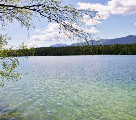 Picturesque Lakefront - Lot 78 - Big Bar Lake, BC