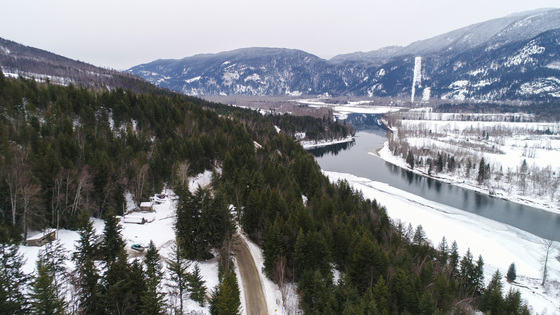 Grand River Valley Views - Clearwater, BC