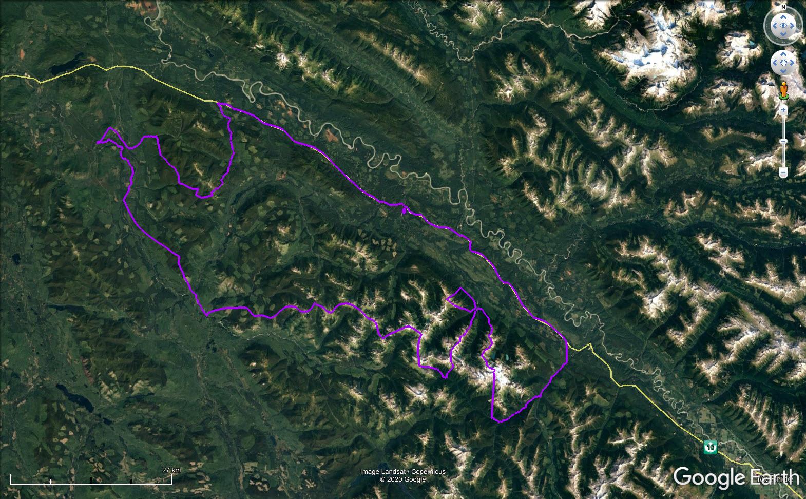Map12 range permit