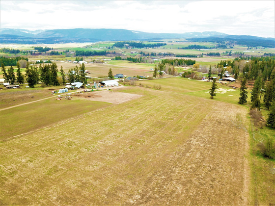 Farm Property with Sweeping Valley Views - Armstrong, BC