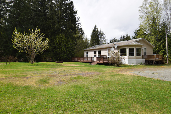 Move-In Ready Home - Bella Coola, BC