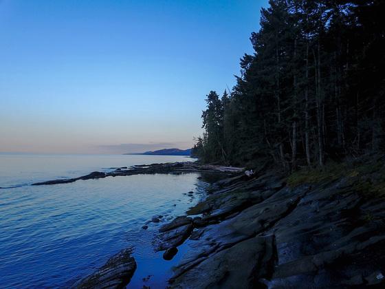 Waterfront Recreational Property - Galiano Island
