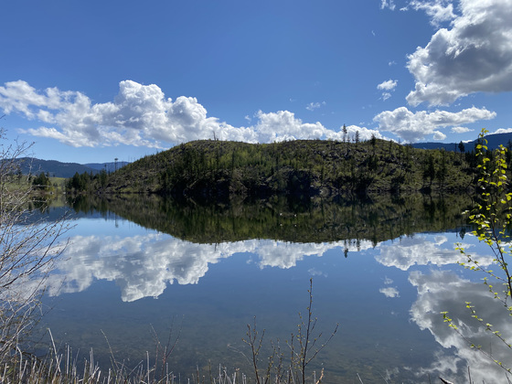 Experience the Lure of the Lake (Niskonlith) near Chase, BC