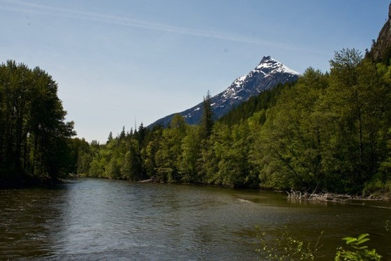 Riverfront Acreage - Bella Coola, BC