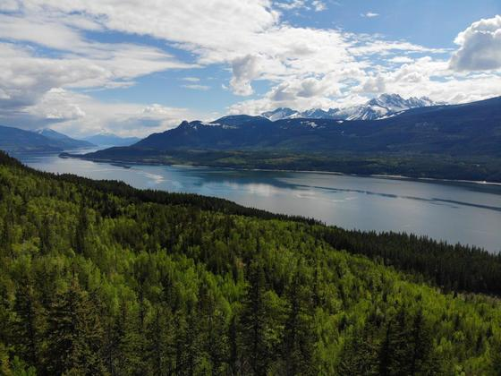 Lakefront Backcountry Acreage - Revelstoke, BC