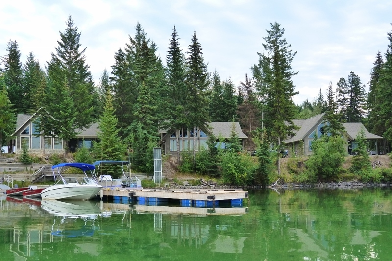 Exceptional Attractive 7.4 Acre Waterfront - Sheridan Lake, BC