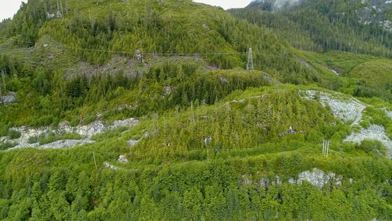 Tyee Quarry - Prince Rupert, BC