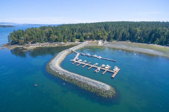 Sidney Island Oceanfront - Strata Lot 126 - Southern Gulf Islands, BC