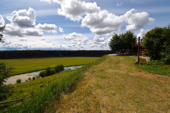 Riverfront Family Farm with Income Potential - Vanderhoof, BC