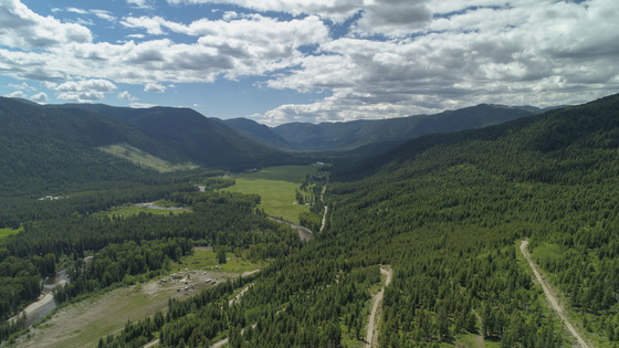 Once in a Lifetime Acreage Opportunity - Beaverdell, BC