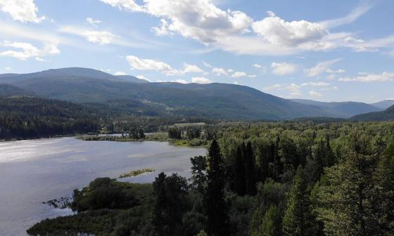 Large Backcountry Lakefront Acreage - Moyie, BC