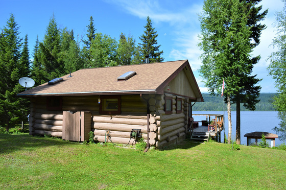 Three Cabins on Private Lakefront - Murphy Lake