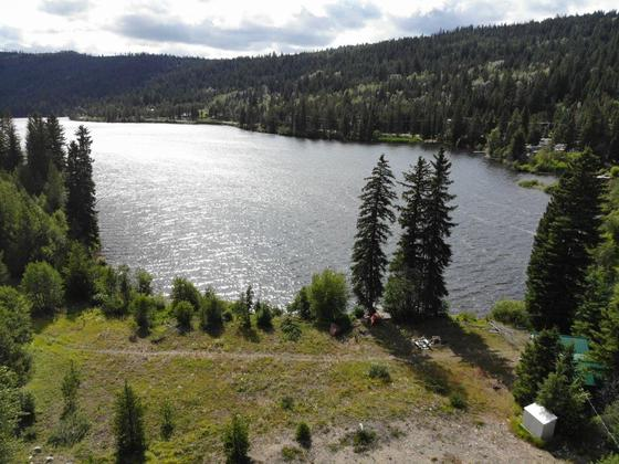 Scenic Lakefront Acreage - Almost 10 Acres! Chain Lake, BC