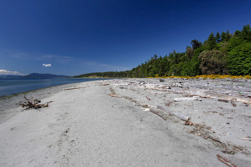 Sidney Island Oceanfront - Strata Lot 101 - Southern Gulf Islands, BC