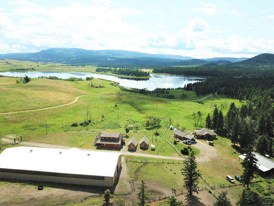 High-End Equestrian Estate - Kamloops, BC