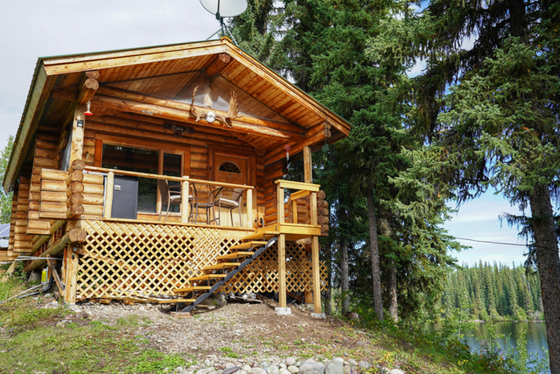 Affordable Lakefront with 2 Cabins - Titetown Lake, BC