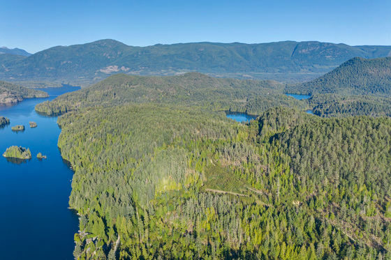 Sakinaw Ridge Large Acreage - Lot 31 - Pender Harbour, BC