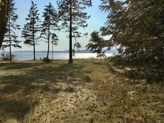 Sidney Island Oceanfront Acreage - Strata Lot 88 - Southern Gulf Islands
