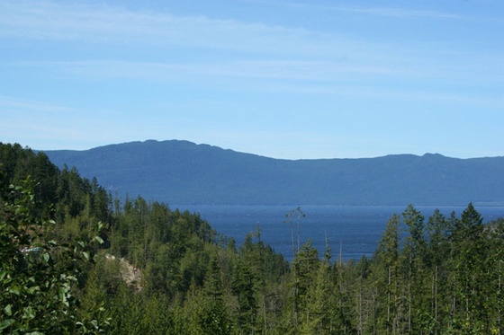 Sakinaw Ridge Development Acreage - Pender Harbour, BC